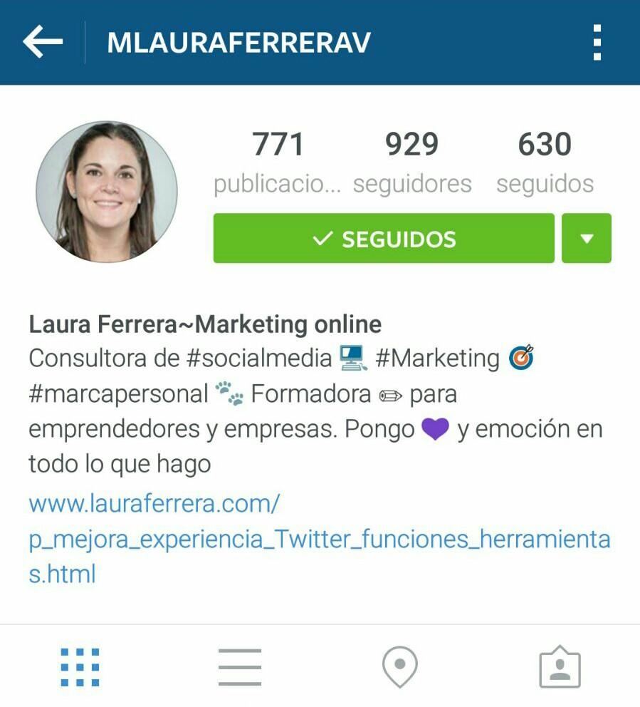 Blog de @LauraFerrera